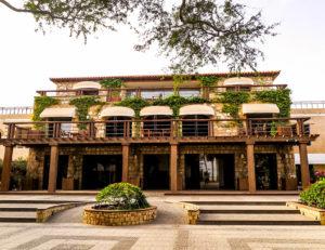 Santa Maria, Hotel Morabeza
